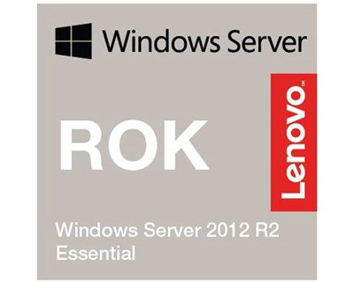 Lenovo Microsoft Windows Server 2012 R2 Essentials 1 - 2 CPU