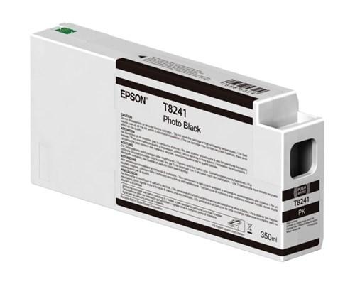 Epson Bläck Foto Svart 350ml - P6/7/8/9000