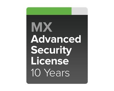 Cisco Mx65 Advanced Security License & Support 10yr