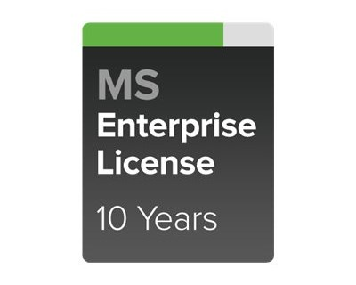 Cisco Ms350-48lp Enterprise License & Support 10yr
