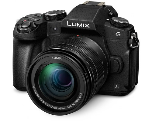 Panasonic Lumix Dmc-g80 + 12-60/3,5-5,6