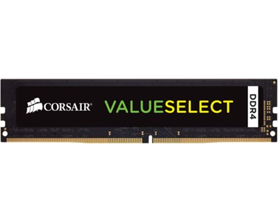 Corsair Value Select 16GB 2,400MHz DDR4 SDRAM DIMM 288-pin