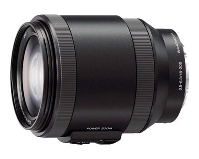 Sony E 18-200mm f/3.5-6.3 OSS Powerzoom