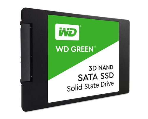 Wd Green 3d Nand 120gb 2.5