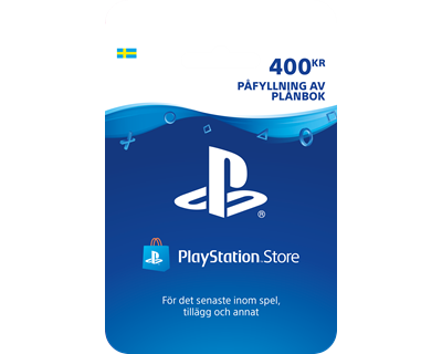 Sony Playstation Store Card - 400 SEK