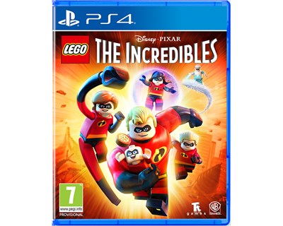 Warner Bros Interactive Lego The Incredibles Sony PlayStation 4