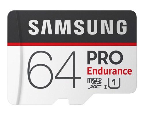 Samsung Pro Endurance 64gb Mikrosdxc Uhs-i Minneskort