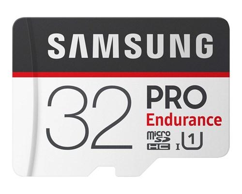 Samsung Pro Endurance 32gb Microsdhc Uhs-i Minneskort