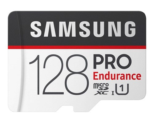 Samsung Pro Endurance 128gb Mikrosdxc Uhs-i Minneskort