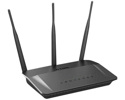 D-link Dir-809 Trådlös Router