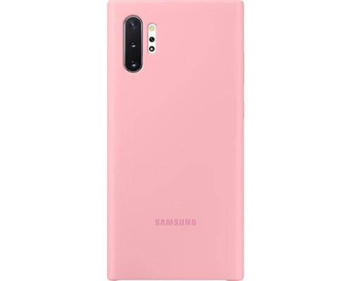 Samsung Silicone Cover Ef-pn975 Samsung Galaxy Note 10+ Rosa