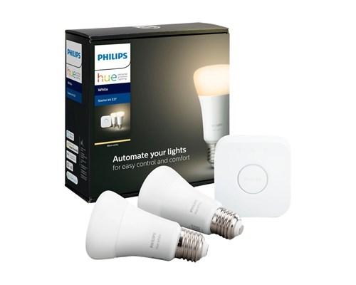 Philips Hue Startkit White 2xe27