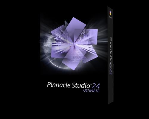 Corel Pinnacle Studio 24 Ultimate Box
