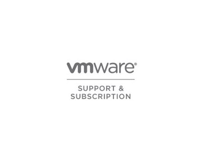vmware Support and Subscription Basic