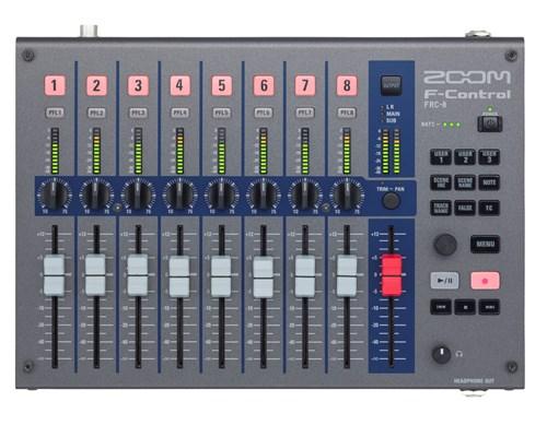Zoom Frc-8 F-control Remotemixer Till F4/f8