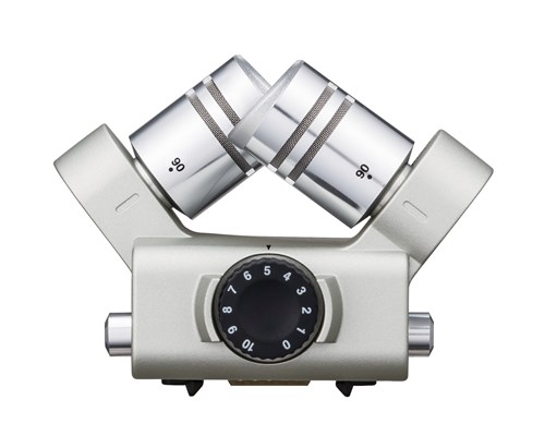Zoom Xyh-6 X/y Mikrofonkapsel Silver