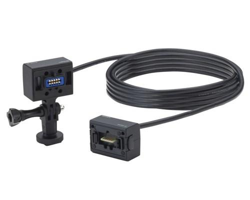 Zoom Ecm-6 Förlängningskabel För F8/h5/h6/q8 Svart