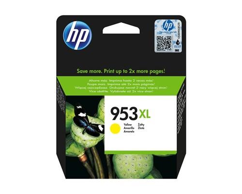 Hp Bläck Gul 953xl - Officejet Pro 8710/8720/8730/8740