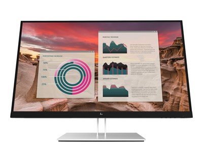 "HP E27U G4 E-series 27"" QHD IPS 16:9 27"" 2560 x 1440 16:9"