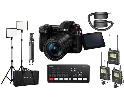 Panasonic G9l - Streaming Kit