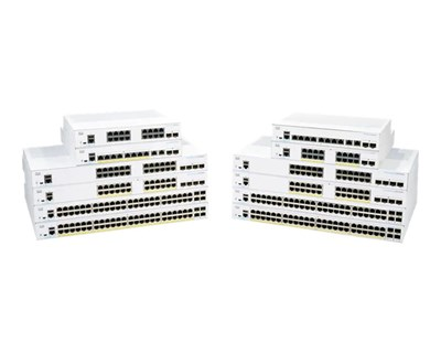Cisco Business 350 Series CBS350-8P-2G