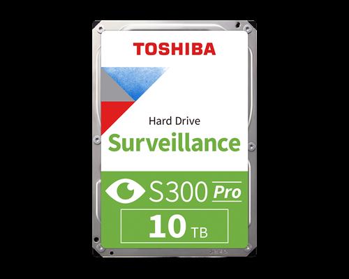 Toshiba S300 Pro Surveillance 10tb 3.5