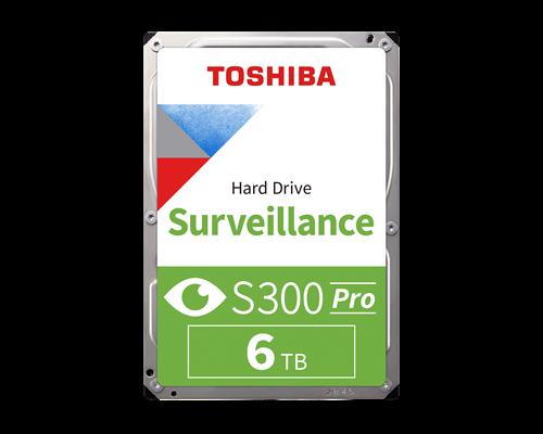 Toshiba S300 Pro Surveillance 6tb 3.5