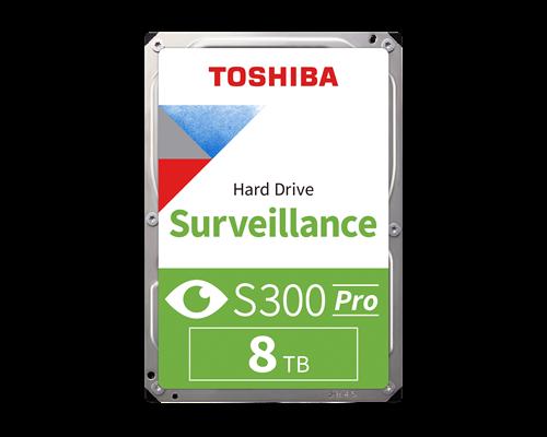 Toshiba S300 Pro Surveillance 8tb 3.5
