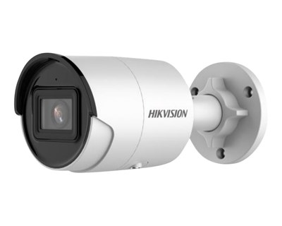 Hikvision AcuSense 8 MP IR Fixed Bullet Network Camera DS-2CD2086G2-I