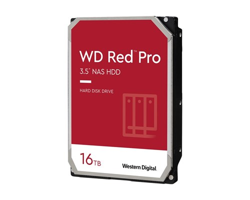 Wd Red Pro 16tb 3.5