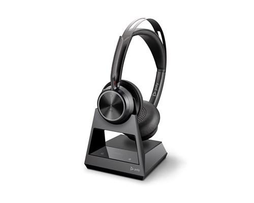 Poly Voyager Focus 2 Office Standard Usb-a Svart