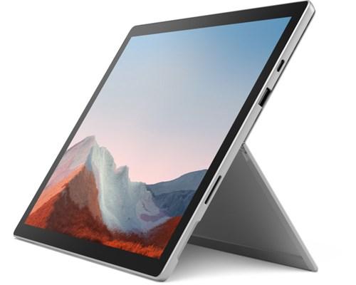 Microsoft Surface Pro 7 För Företag Platinum 12.3