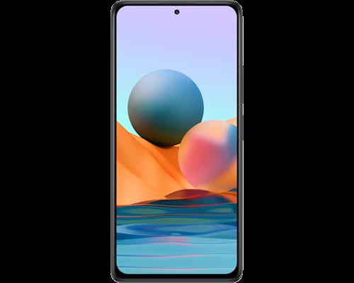 Xiaomi Redmi Note 10 Pro 128gb Dual-sim Onyxgrå