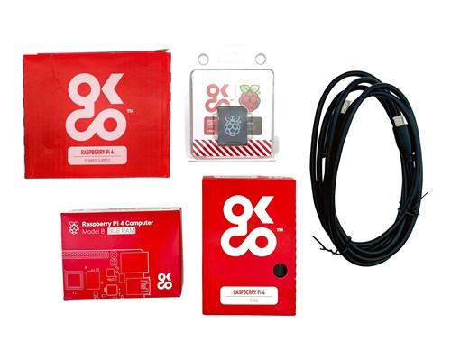 One Nine Design Okdo Raspberry Pi 4 Basic Kit