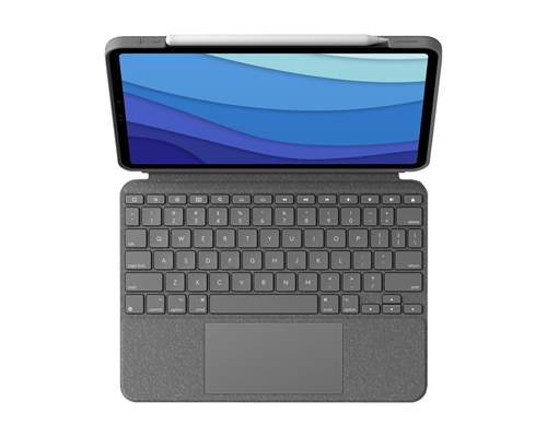 Logitech Combo Touch For Ipad Pro 12.9