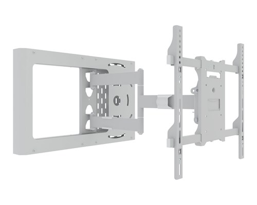 Multibrackets Hospitality Flexarm With Stb Enclosure Vit
