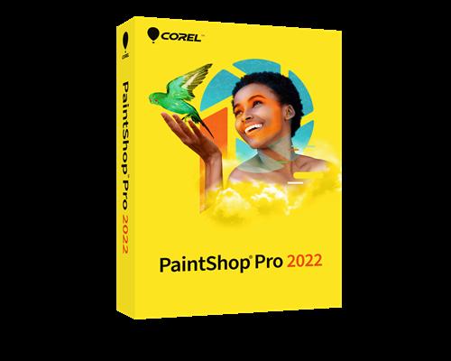 Corel Paintshop Pro 2022 Mini Box