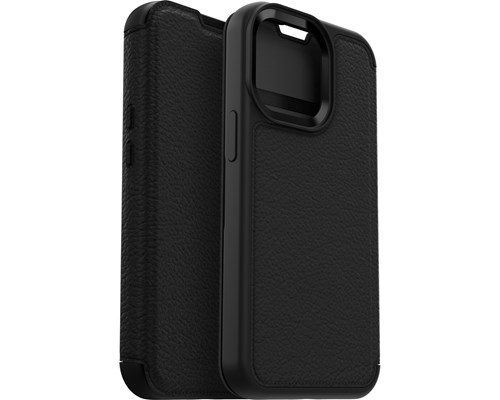 Otterbox Strada Iphone 13 Pro Shadow Black Iphone 13 Pro Skuggsvart