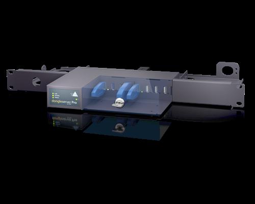 Direktronik Rackmonteringskit För Dongleserver Pro