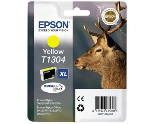 Epson Bläck Gul T1304 - Bx320fw