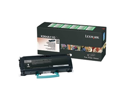 Lexmark Toner Sort 3.5k - X264/363/364 Return