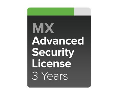 Cisco Mx60-sec License & Support 3yr