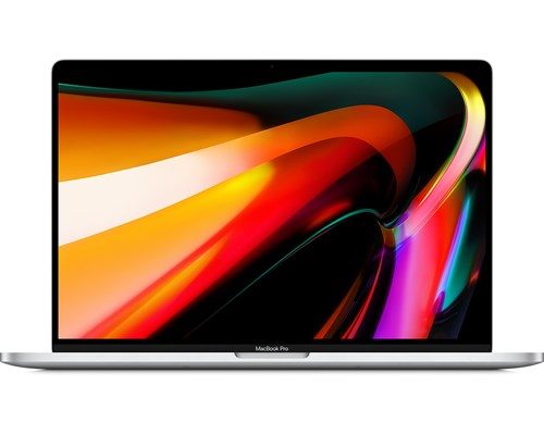 Apple Macbook Pro (2019) Silver Core I9 16gb 1024gb Ssd 16