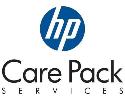 Hp Care Pack Nästa Arbetsdag Hårdvaru Support Med Defective Media Retention - Lj M604