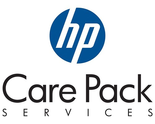 Hp Care Pack 4-timmar Samma Arbetsdag Hårdvaru Support Med Defective Media Retention - Lj M604