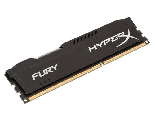 Kingston Hyperx Fury 4gb 1,600mhz Ddr3l Sdram Dimm 240-pin