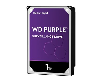"WD Purple 1TB 3.5"" Serial ATA-600"