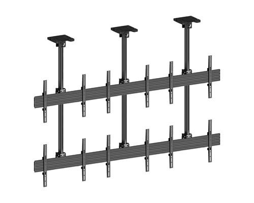 Multibrackets Pro Series Ceiling Mount Mbc3x2u