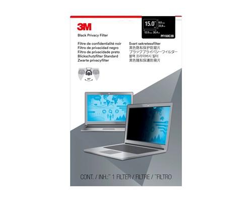 3m Sekretessfilter Till Bärbar Dator Med Standardskärm 15 Tum 15