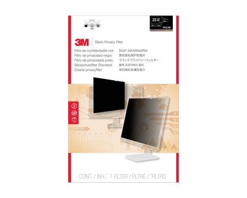3m Sekretessfilter Till Widescreen-skärm 22